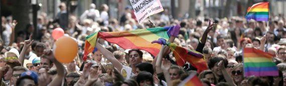 ENQUETE SUR LES DISCRIMINATIONS VECUES PAR LES PERSONNES LGBT