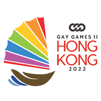 Hong Kong XI Gay Games 2022 @ Hong Kong, Chine