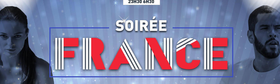 SOIREE FRANCE DE PARIS 2018