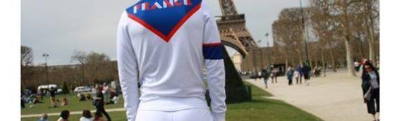 LA TENUE FRANCE DES GAY GAMES SERA EN VENTE AU FORUM DE RENTREE