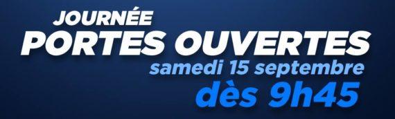JOURNEE PORTES OUVERTES CHEZ LES COQS FESTIFS RUGBY CLUB PARIS LE 15 SEPTEMBRE