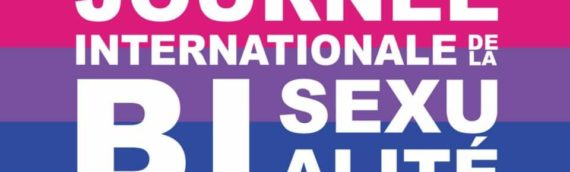 JOURNEE INTERNATIONALE DE LA BISEXUALITE