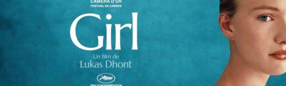 EVENEMENT – LA FSGL PARTENAIRE DU FILM « GIRL »