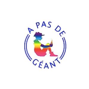 Logo A Pas de Geant