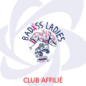Logo Badass Ladies