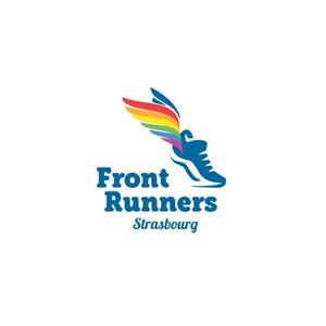 Logo Front Runners Strasbourg