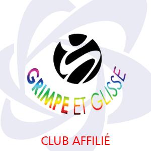Logo Grimpe et Glisse