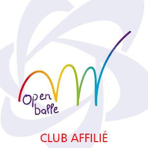 Logo Open Balle