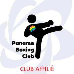 Logo Paname Boxing Club