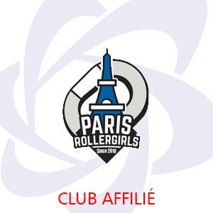 Logo Paris Rollergirls