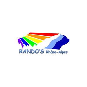 Logo Rando's Rhone Alpes
