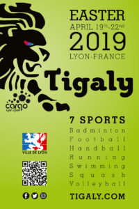 Tigaly 2019 @ Lyon, France