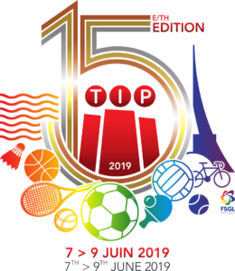 TIP 2019 @ Paris, France